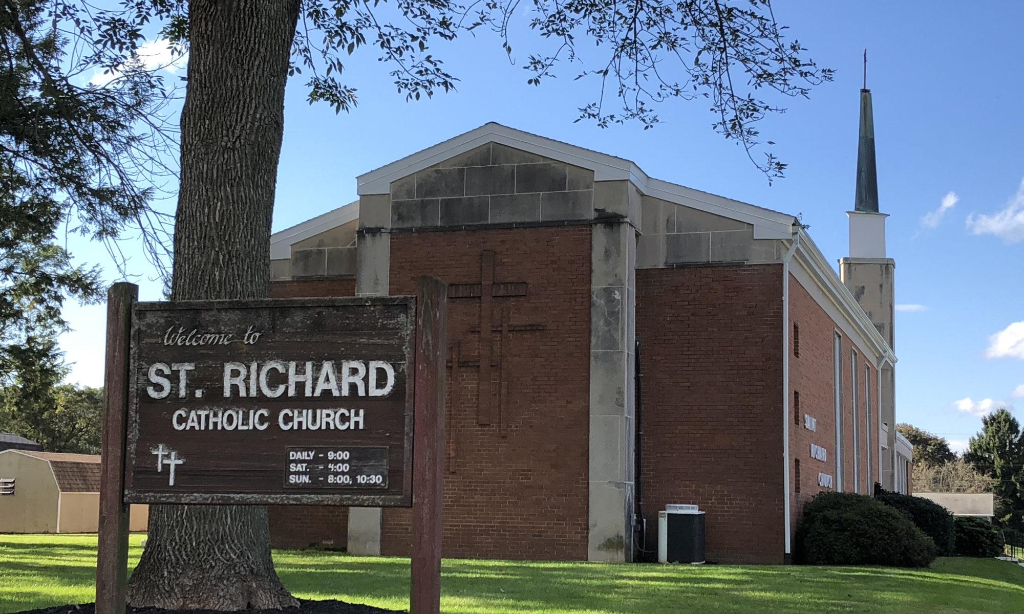 Saint Richard Catholic Church