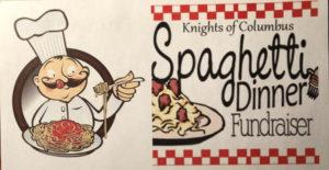 Spaghetti Dinner Fundraiser